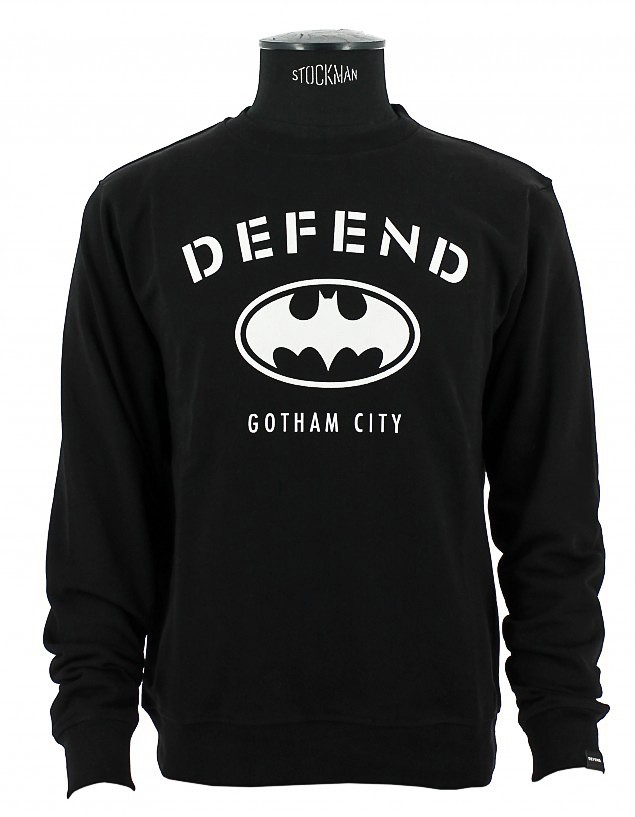 "Sweat ""Gotham City"", Defend Paris x DC Comics x Colette 70 €"