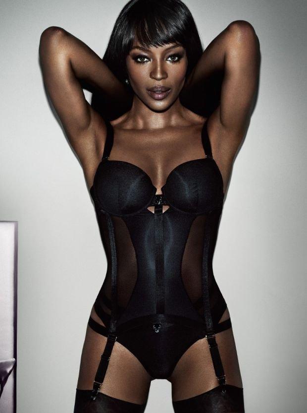 Naomi Campbell pour Yamamay