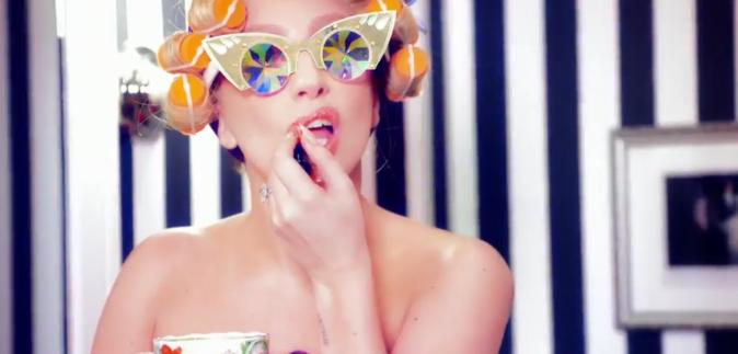 Lady Gaga pour Shiseido