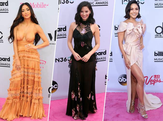 Nicole Scherzinger, Olivia Munn, Vanessa Hudgens... Tous les plus beaux looks des Billboard Music Awards 2017