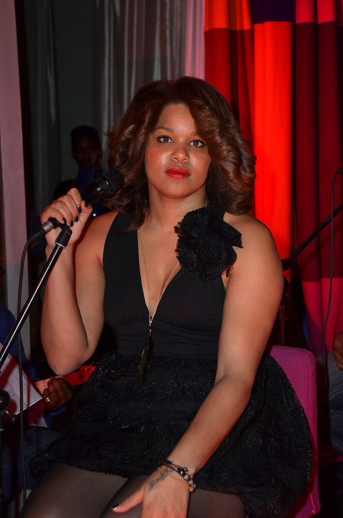 Mélissa Nkonda