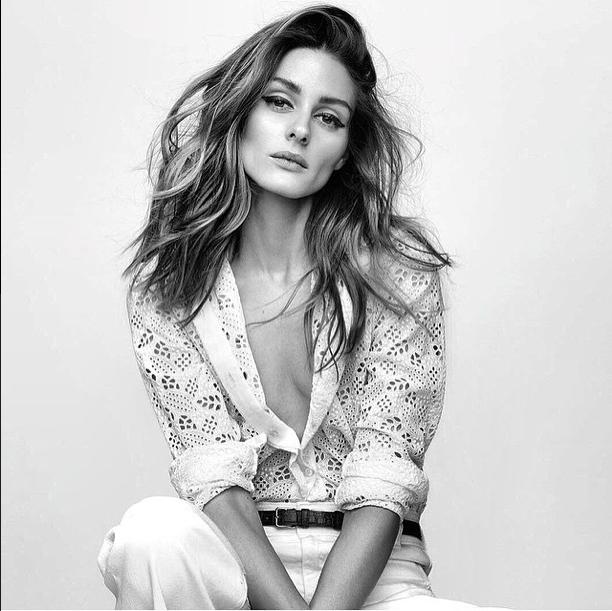 Olivia Palermo, belle et sensuelle pour Madame Figaro
