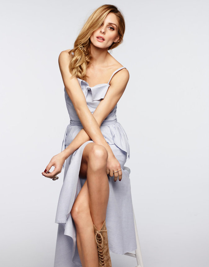 Olivia Palermo pour Nordstrom