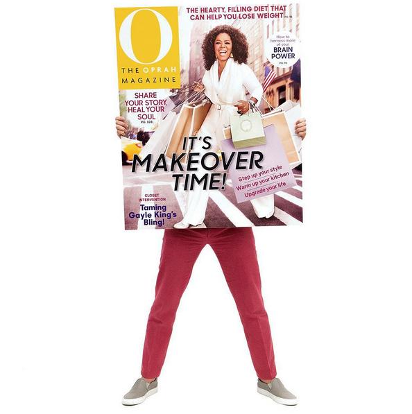 Photos oprah winfrey elle aggrandit son empire avec le lancement de son s - Tout les site de vente en ligne ...