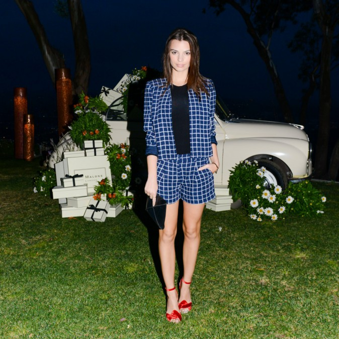 Palme Fashion : Emily Ratajkowski
