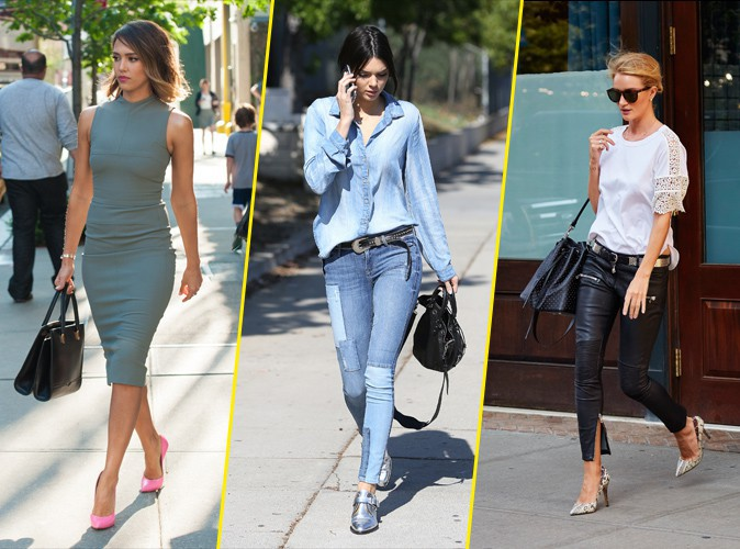 Palme Fashion : Jessica Alba, Kendall Jenner, Rosie Huntington-Whiteley