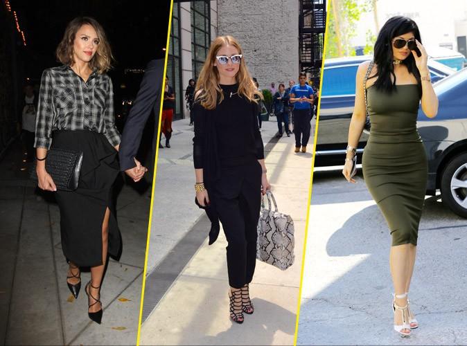 Le top 3 de la Palme Fashion : Jessica Alba, Olivia Palermo, Kylie Jenner