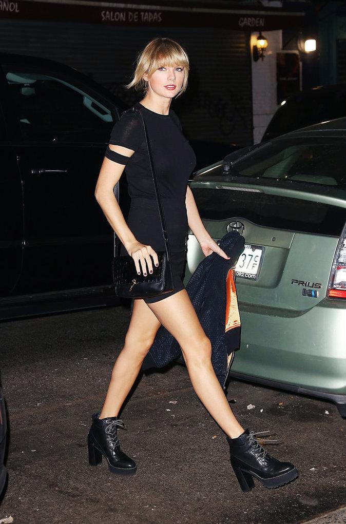 La chanteuse Taylor Swift, le 13 octobre à New York