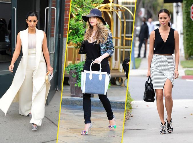 Palme Fashion : Kim Kardashian, Blake Lively, Jamie Chung... Qui a été la plus stylée de la semaine ?
