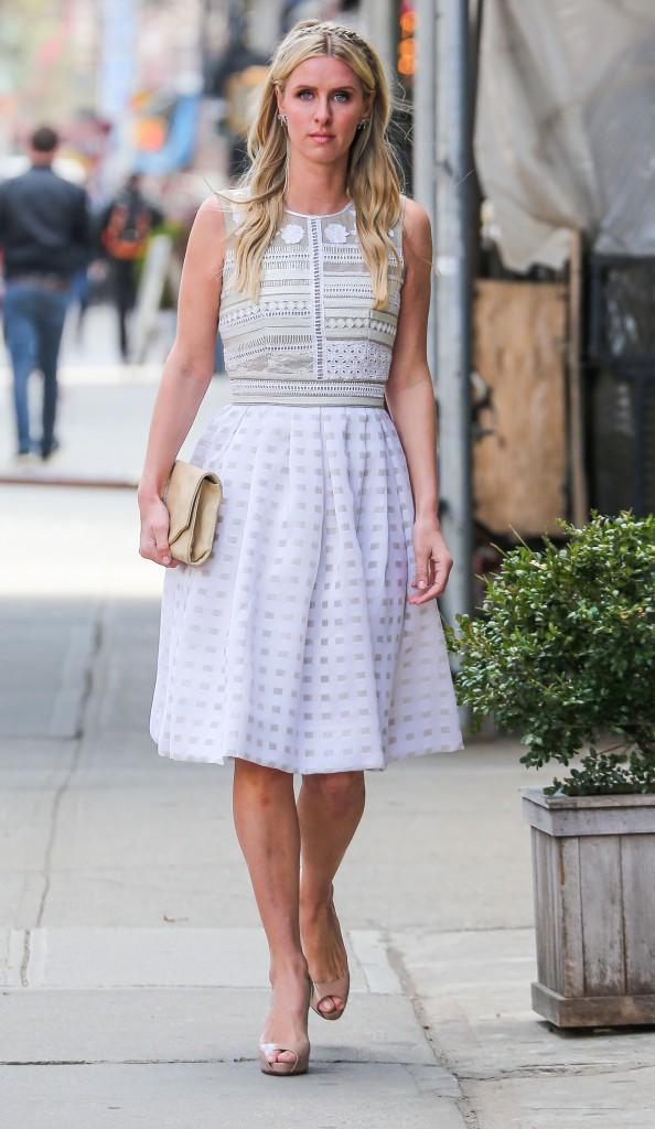 Palme Fashion : Nicky Hilton