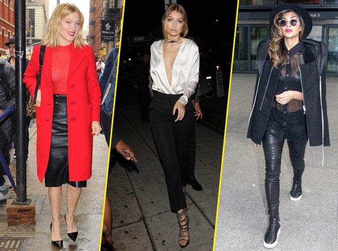 Photos : Palme Fashion : Léa Seydoux, Gigi Hadid, Nicole Scherzinger... Qui a été la plus stylée de la semaine ?