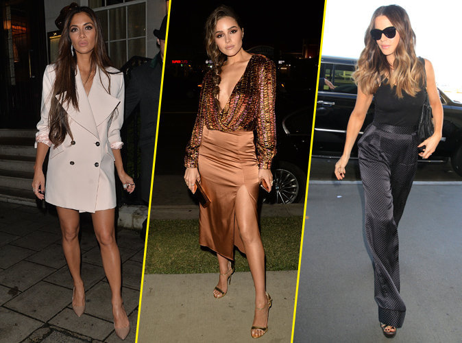 Photos : Palme Fashion : Nicole Scherzinger, Olivia Culpo, Kate Beckinsale, qui a été la plus stylée cette semaine ?