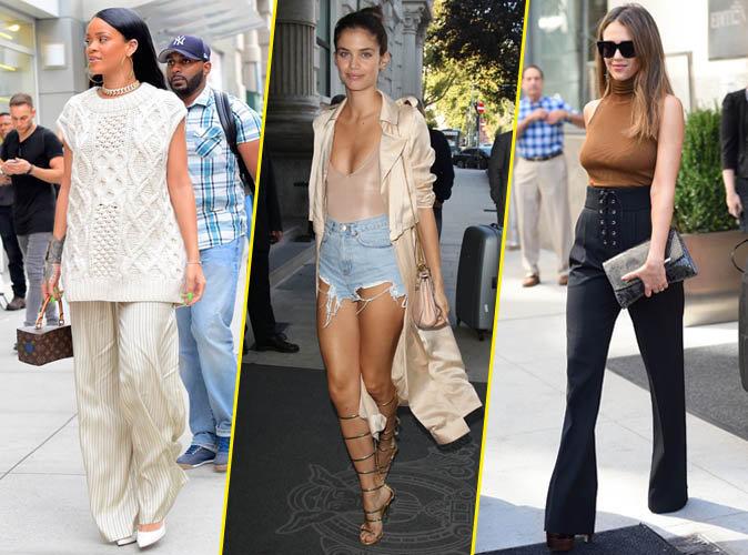 Photos : Palme Fashion : Rihanna, Sara Sampaio, Jessica Alba... Qui a été la plus stylée de la semaine ?