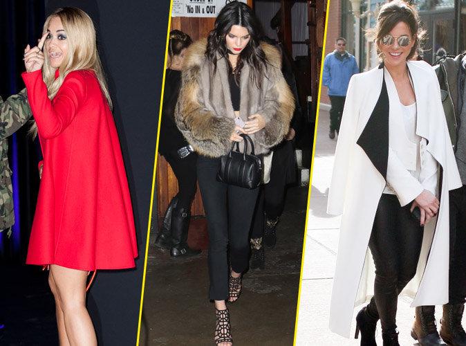 Rita Ora, Kendall Jenner et Kate Beckinsale