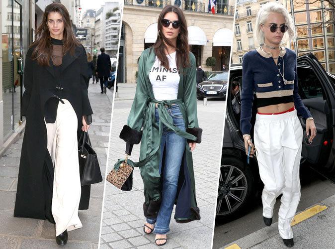 Palme Fashion : Sara Sampaio, Emily Ratajkowski, Cara Delevingne... Qui a été la plus stylée cette semaine ?