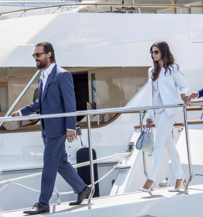 La Palme Fashion spéciale Cannes : Camila Alves