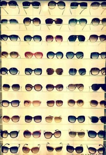 Paris Hilton Sunglasses...