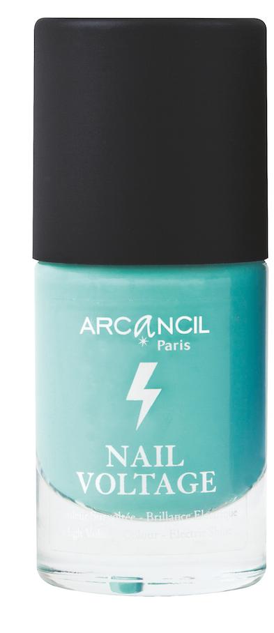 Le vert pastel : Vert Riviera, Nail Voltage Arcancil 7,50€