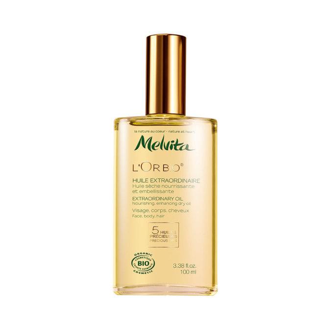 Melvita : L'huile extraordinaire L'Or Bio