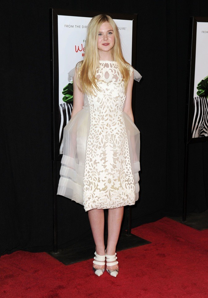 Elle Fanning : actrice !