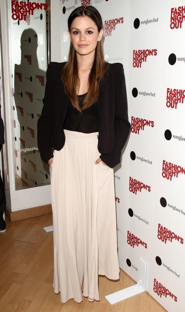 Rachel Bilson : actrice et styliste !