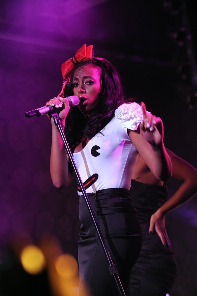Solange Knwoles : chanteuse !