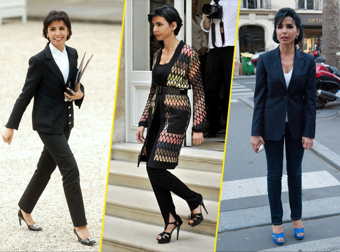 Rachida Dati : l'ex fashionista du Gouvernement !