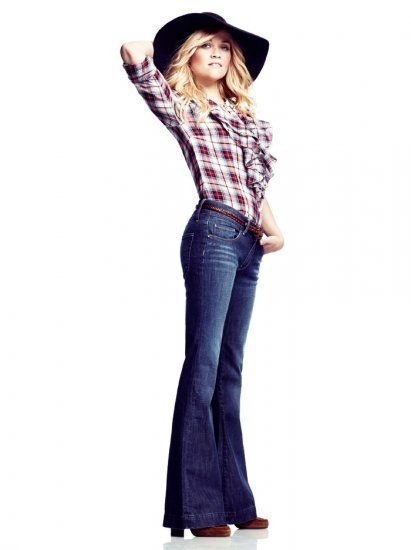Reese Witherspoon pour Lindex...