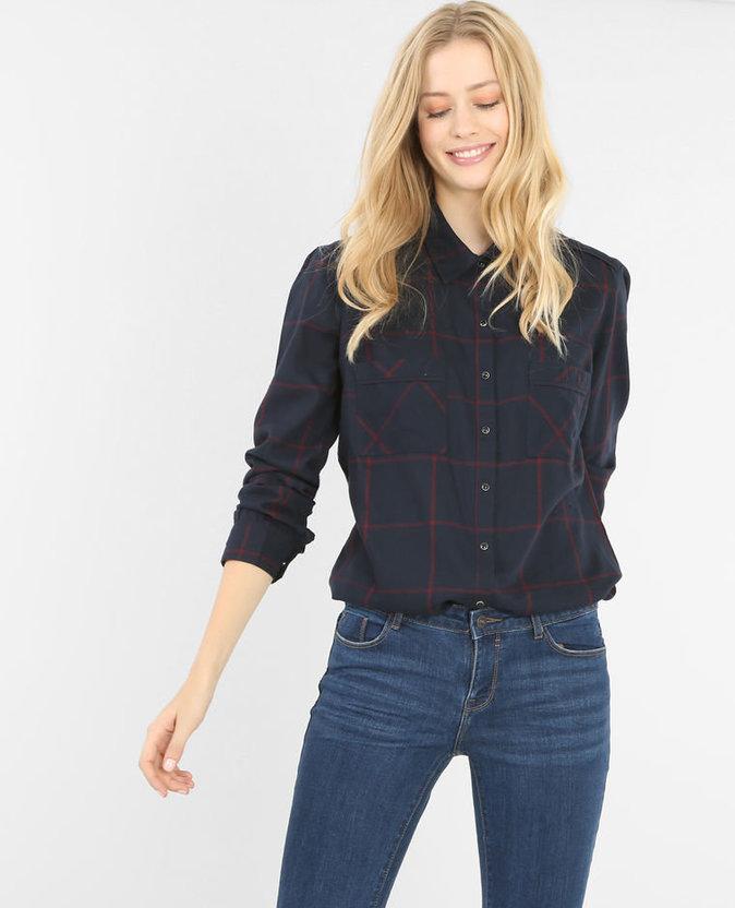 Chemise à carreaux – PIMKIE – 25,99€