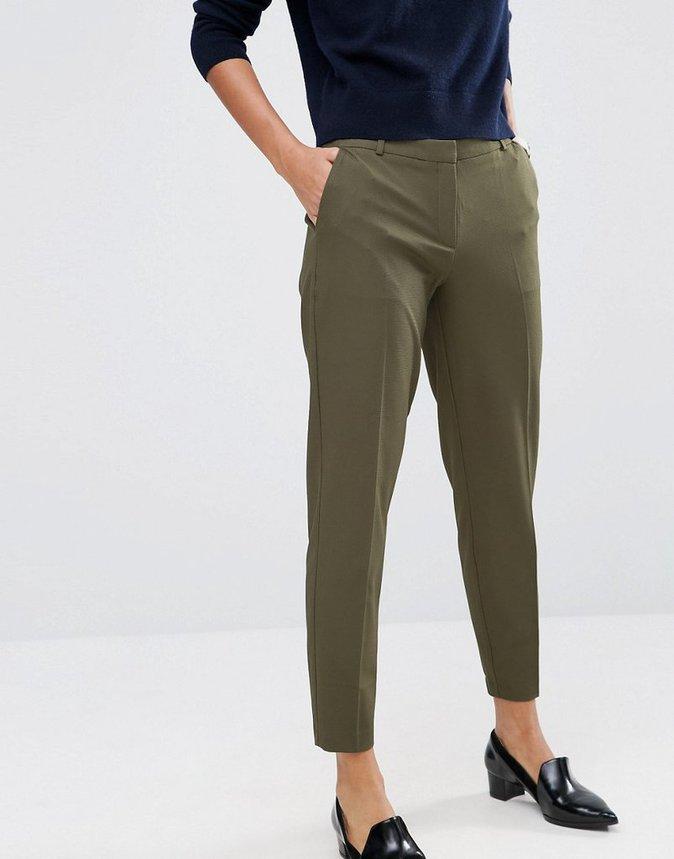 Pantalon slim kaki – ASOS – 39,99€