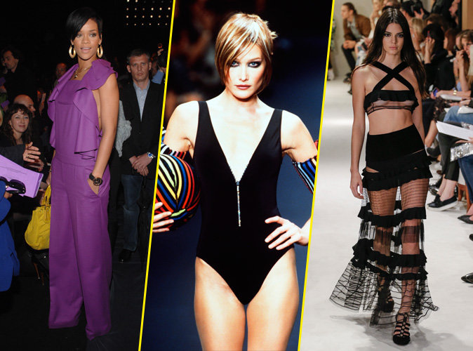 Photos : Rihanna, Carla Bruni, Kendall Jenner : ces célébrités sublimement habillées par Sonia Rykiel !