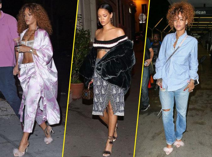 Rihanna : comme la