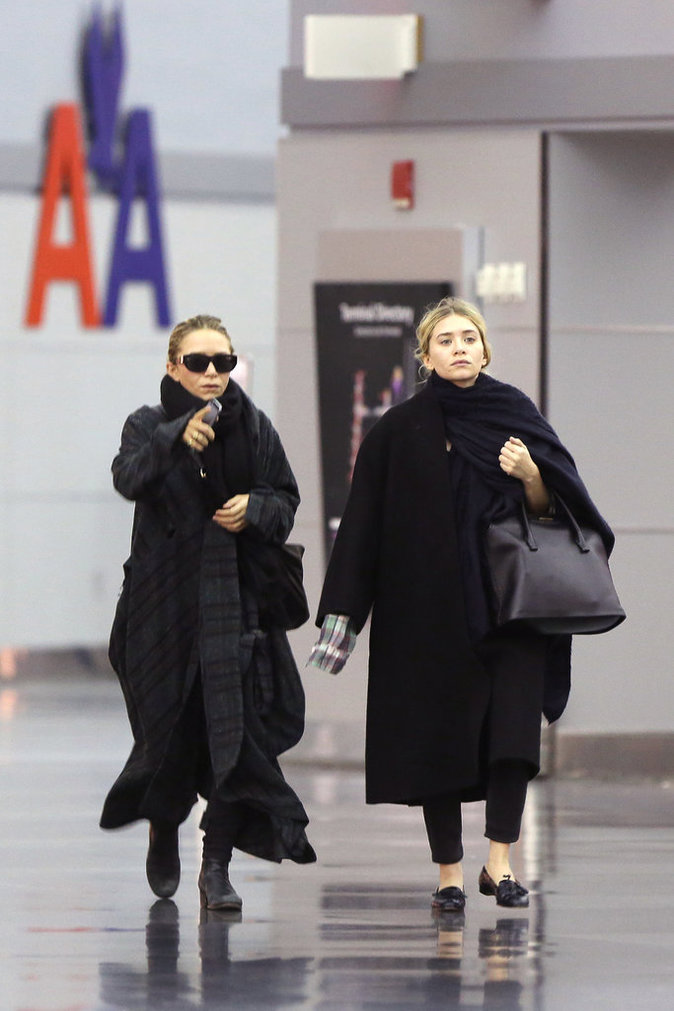 Ashley et Mary-Kate Olsen