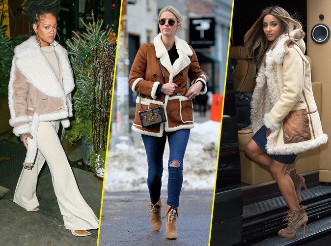 Rihanna, Nicky Hilton, Ciara... Elles craquent toutes pour les cols en fourrure !