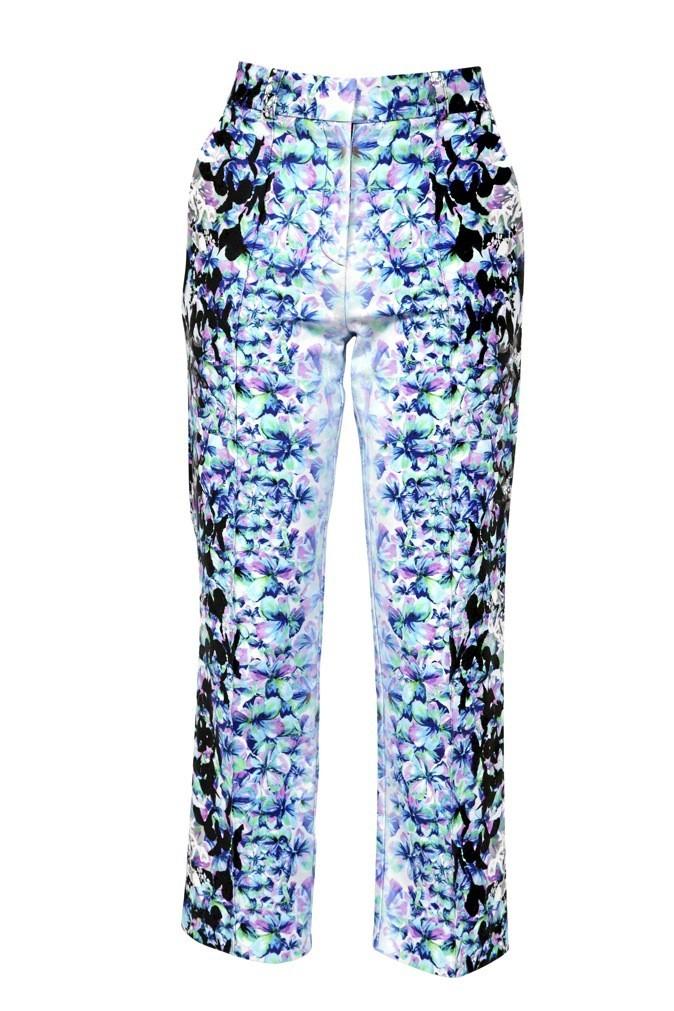 Pantalon en coton Topshop, 55€