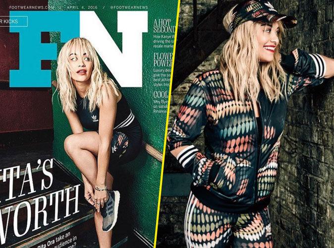Photos : Rita Ora : la chanteuse signe une nouvelle collab' avec Adidas