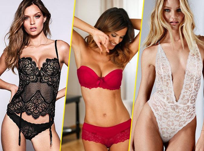 Saint-Valentin 2017 : 50 idées de lingerie pour faire craquer son homme !