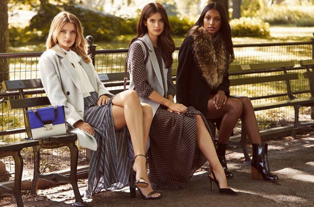 Photos : Sara Sampaio, Jasmine Tookes et Bregje Heinen : trio de choc pour Revolve Clothing !