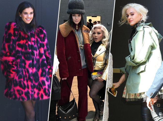 Sara Sampaio, Kendall Jenner, Katy Perry... Aux premières loges pour le show Marc Jacobs
