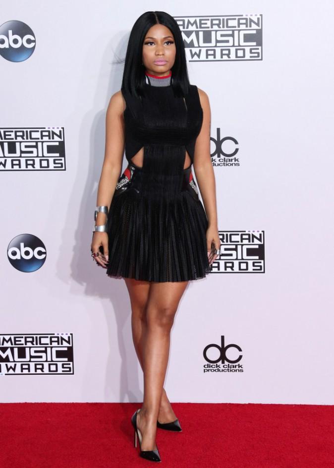 Photos : Selena Gomez, Nicki MInaj, Lucy Hale... découvrez les plus beaux looks des AMA's 2014 !