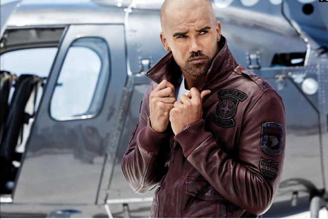 Shemar Moore pour Redskins France