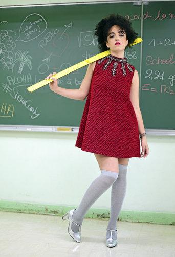 Photos : Shera Kerienski : Leçon de style !