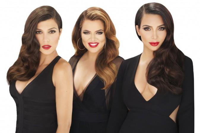 Kourtney, Klhoé et Kim Kardashian