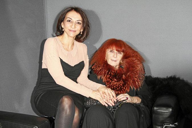 Nathalie et Soia Rykiel