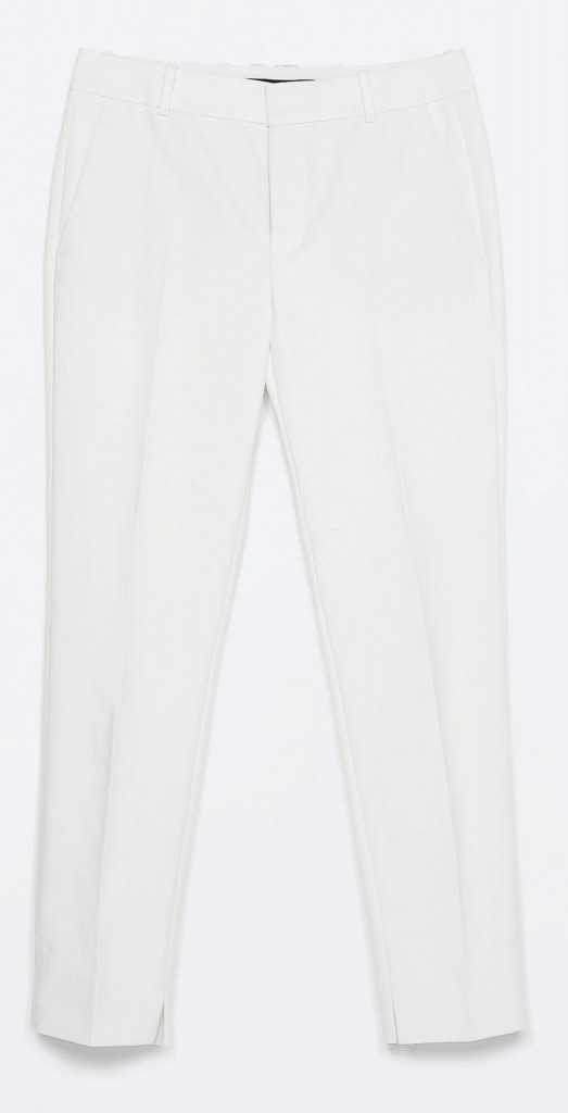 Pantalon, Zara 39,95 €
