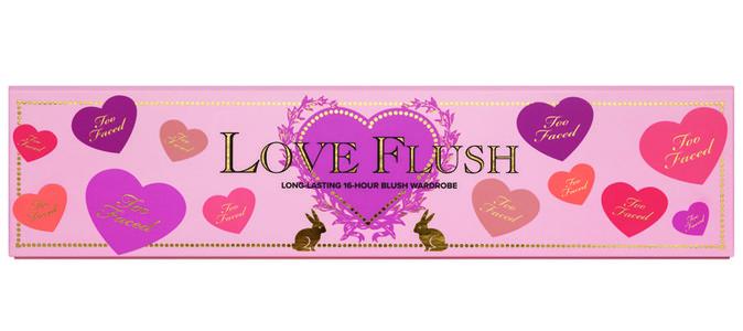 Photos : Spécial Saint-Valentin : la rédac' craque pour les produits 100% love de Too Faced !