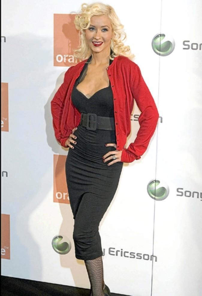 Christina Aguilera, le 03/03/06