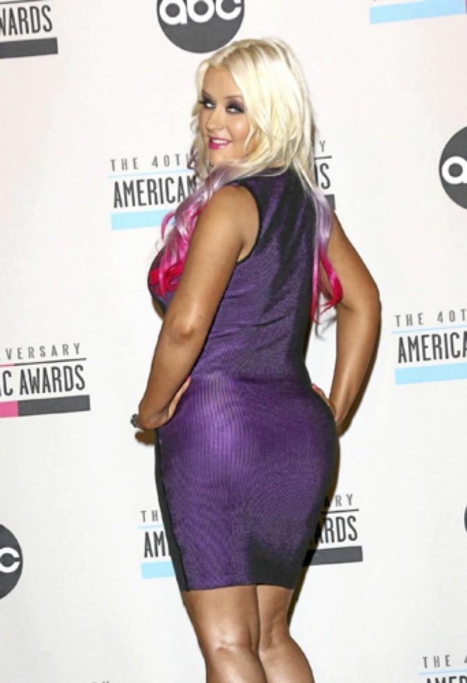 Christina Aguilera, le 09/10/2012