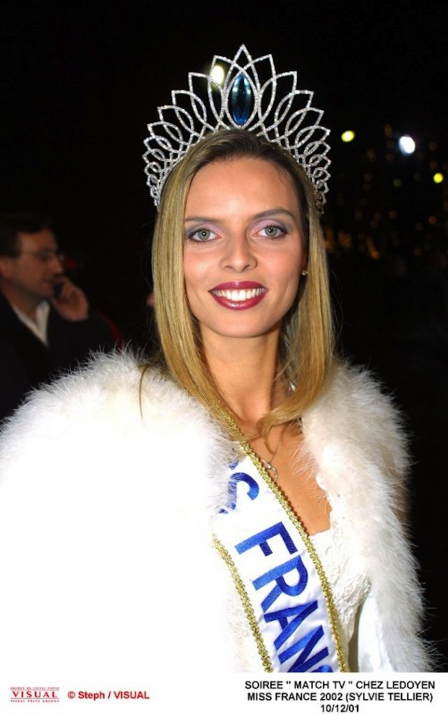 photos   sylvie tellier   d u00e9couvrez le cv fashion de l u0026 39 ancienne miss france