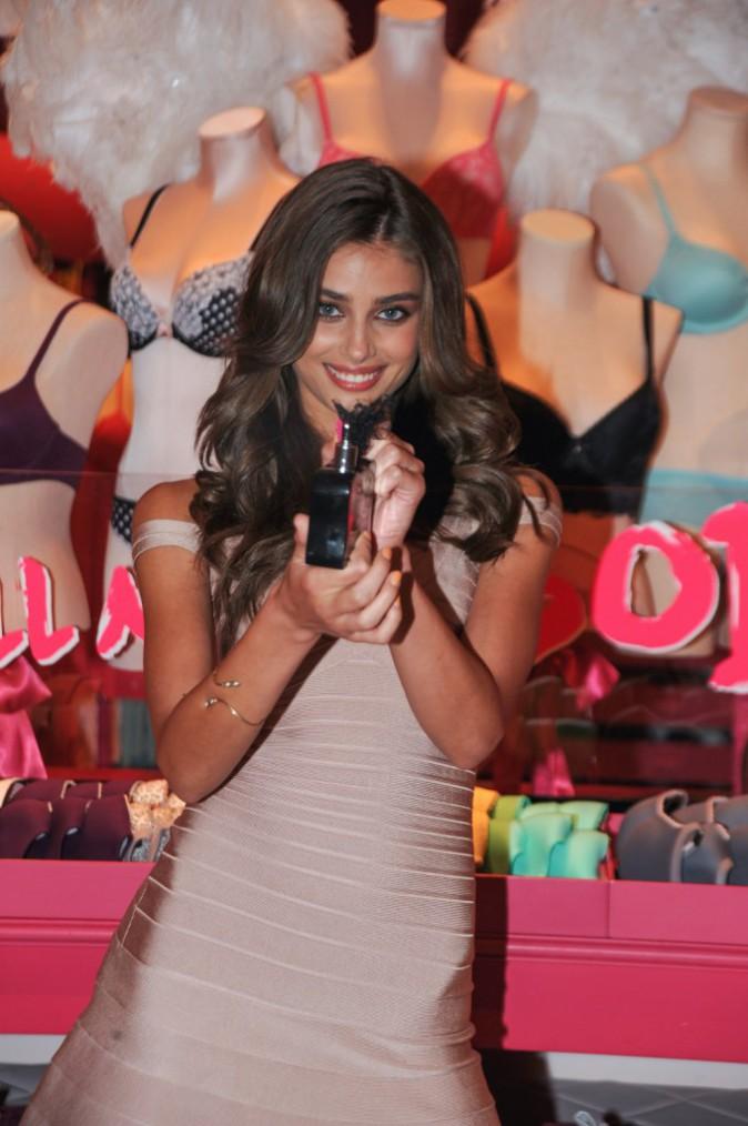 Taylor Hill pour Victoria's Secret